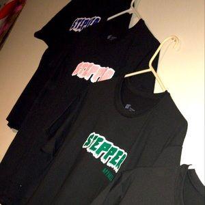 T-shirts'